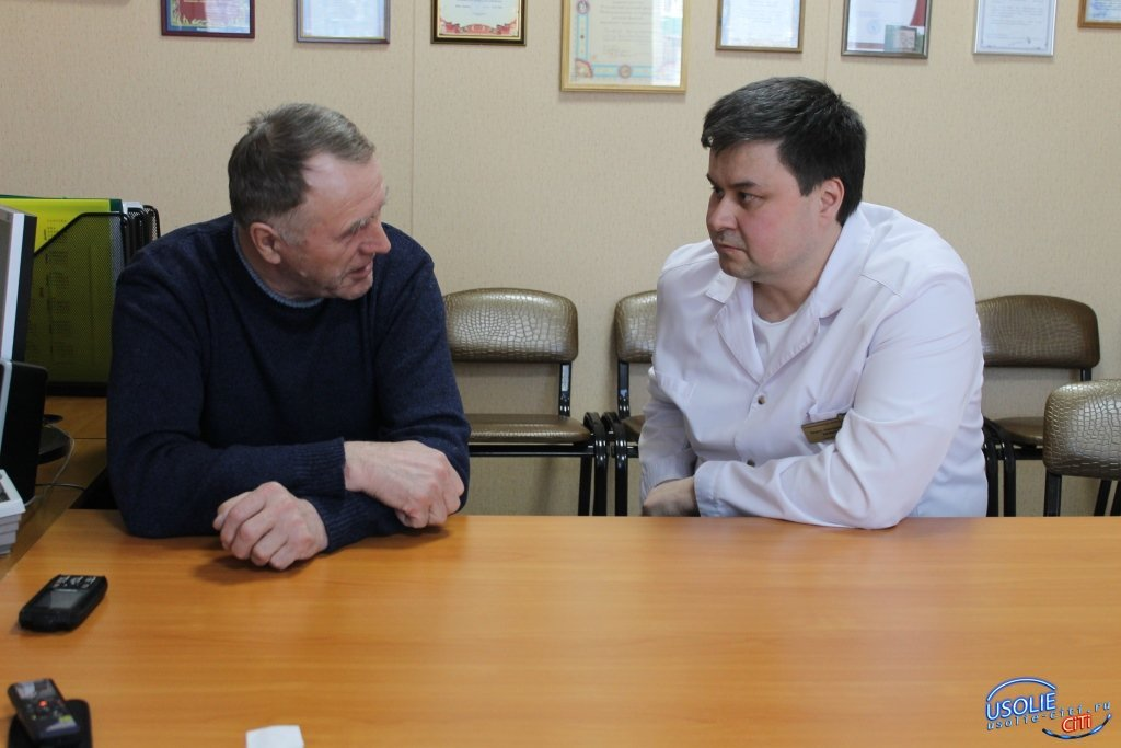 Вадим Кучаров: И снова наши спортсмены прославили Усолье