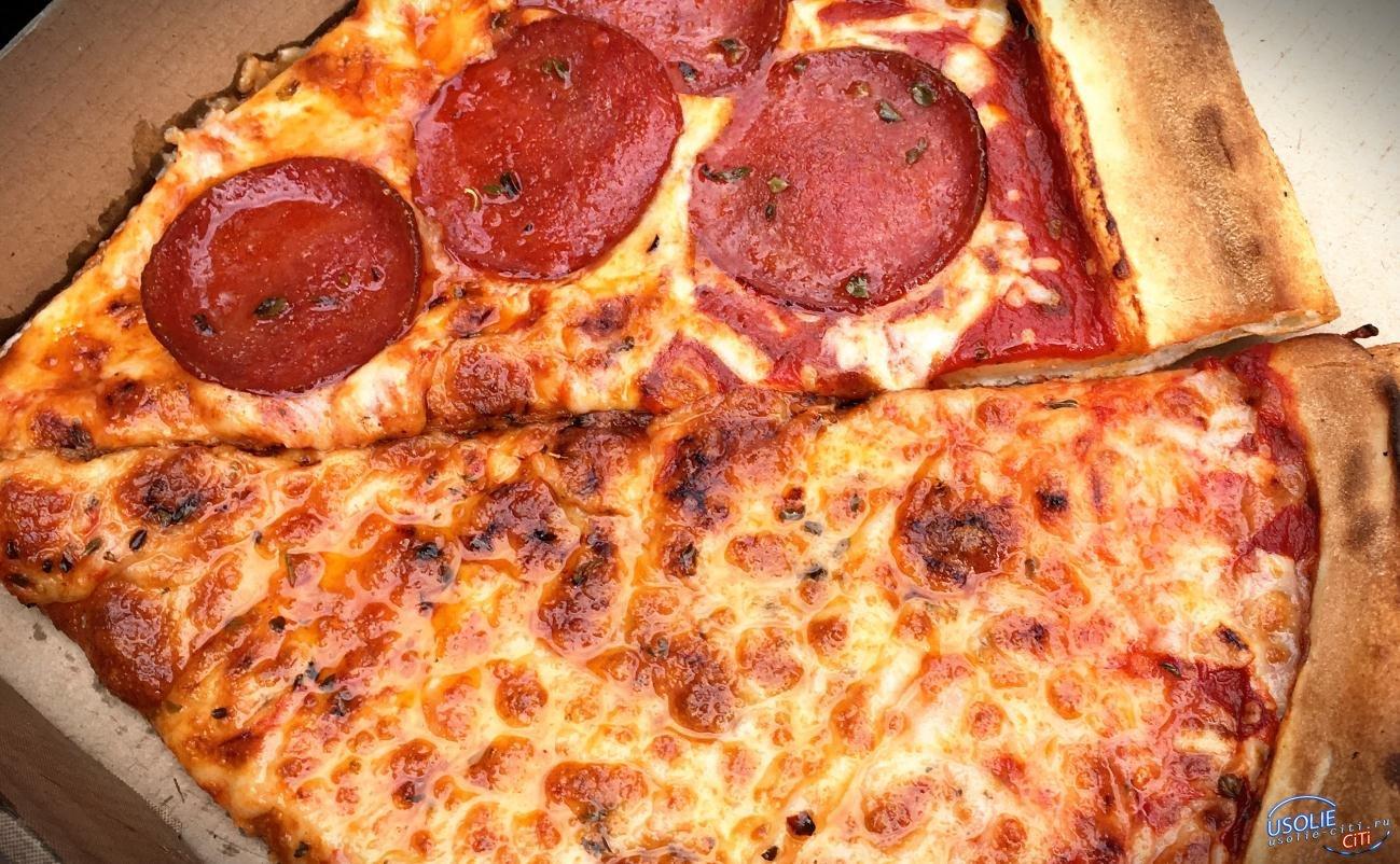 В Усолье напали на разносчика пиццы