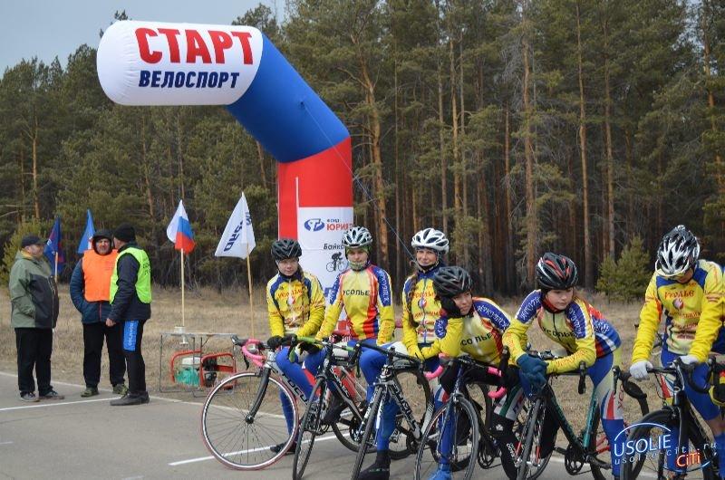 Чемпионат и Первенство Иркутской области по велосипедному спорту – шоссе состоялось в Усольском районе