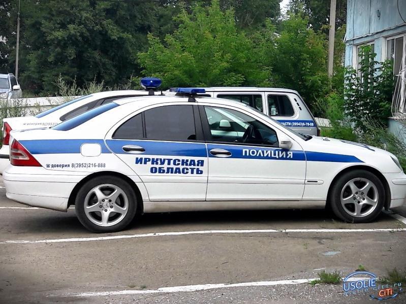 Усольские полицейские проверят ремни безопасности водителей, и пассажиров