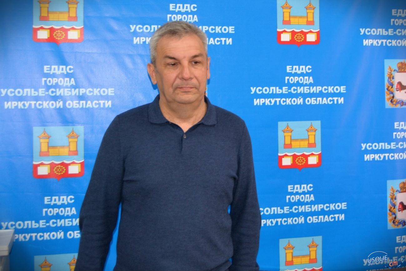 Начальник ГО и ЧС Виталий Лазарев спас усольчан на кладбище