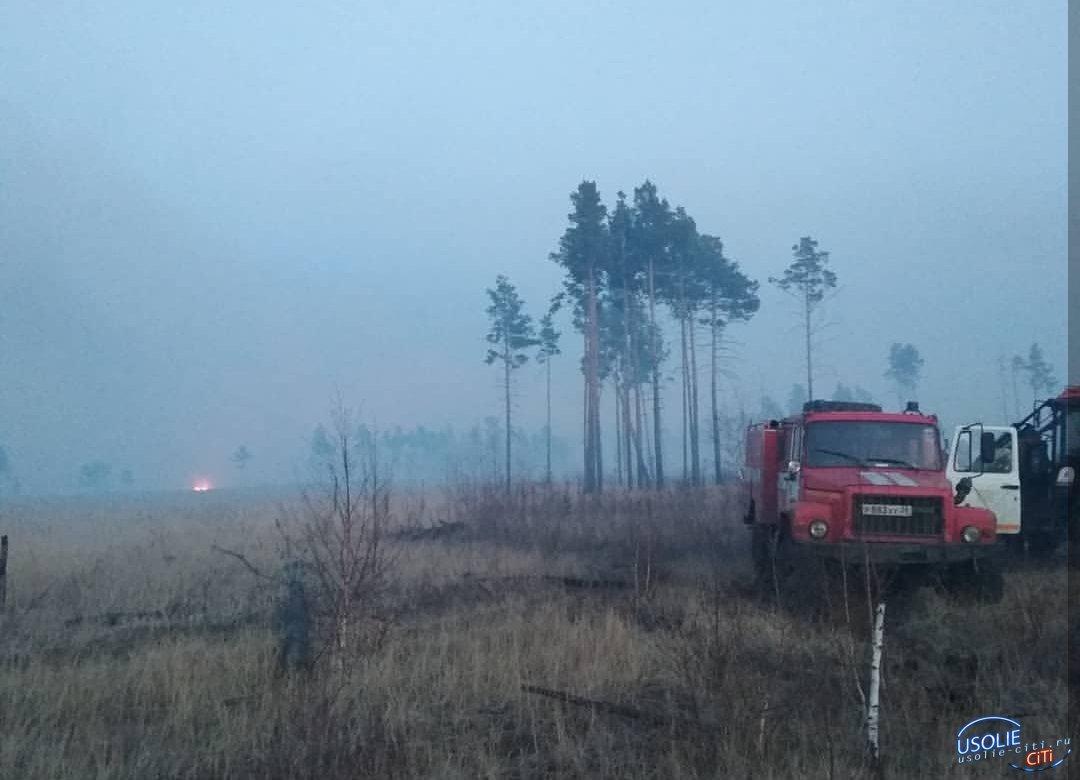 Монтажник отстояли, но усольчане продолжают шалить с огнем