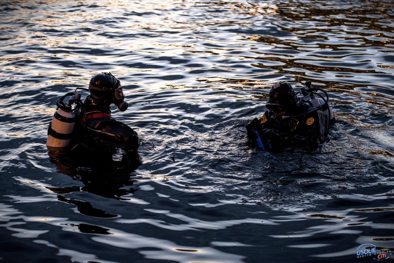 В Усольском районе водолазы нашли тело пропавшего рыбака