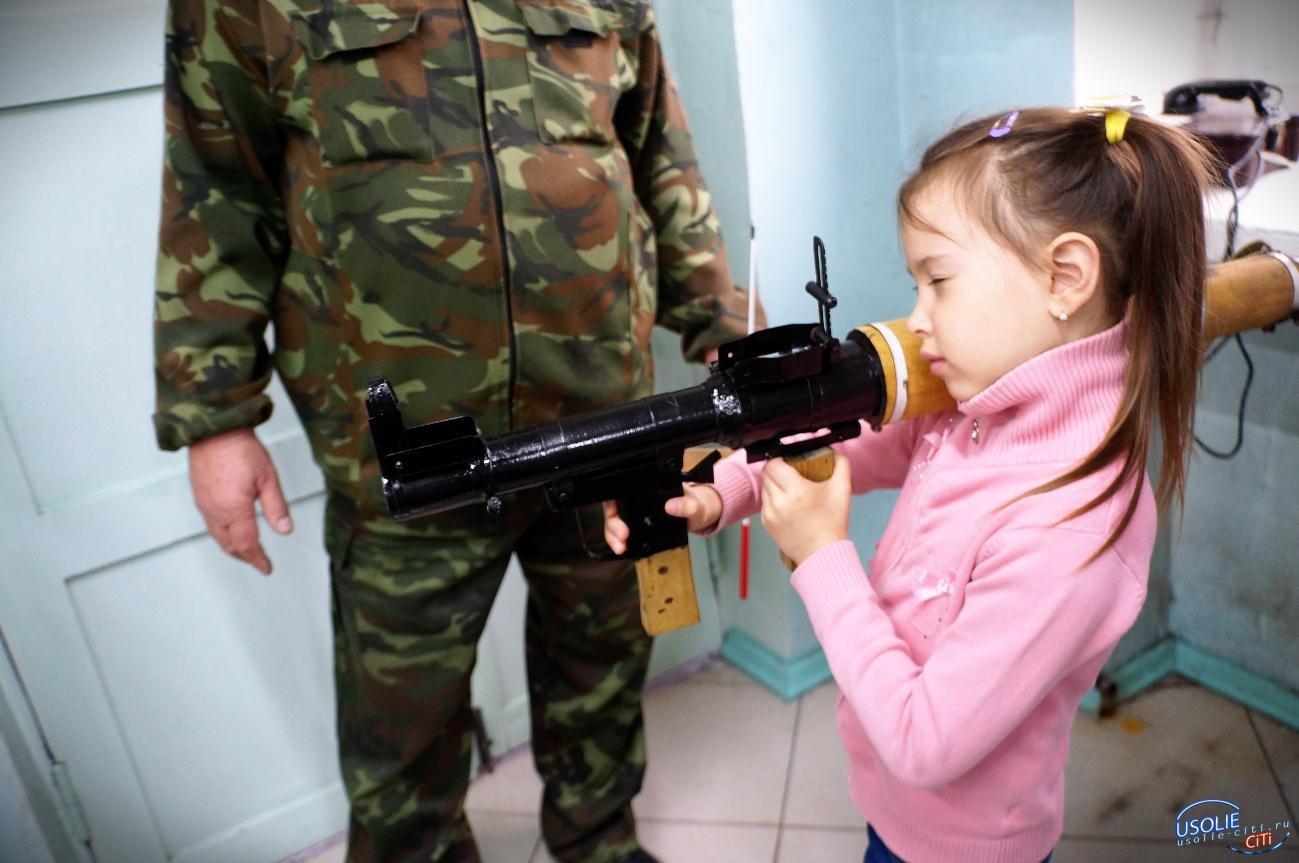 42 воспитанника детского сада №37 посетили Усольский индустриальный техникум