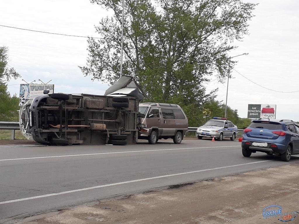 Житель Усть-Кута лишился водительского удостоверения за уезд с места ДТП, которое совершил в Усолье-Сибирском