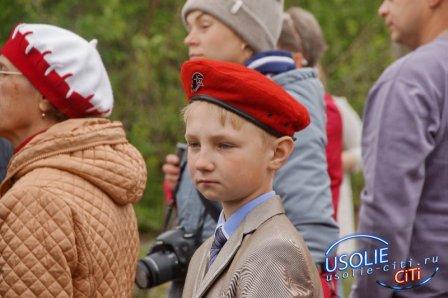 Фотоотчет. День Победы в Усолье - часть 1