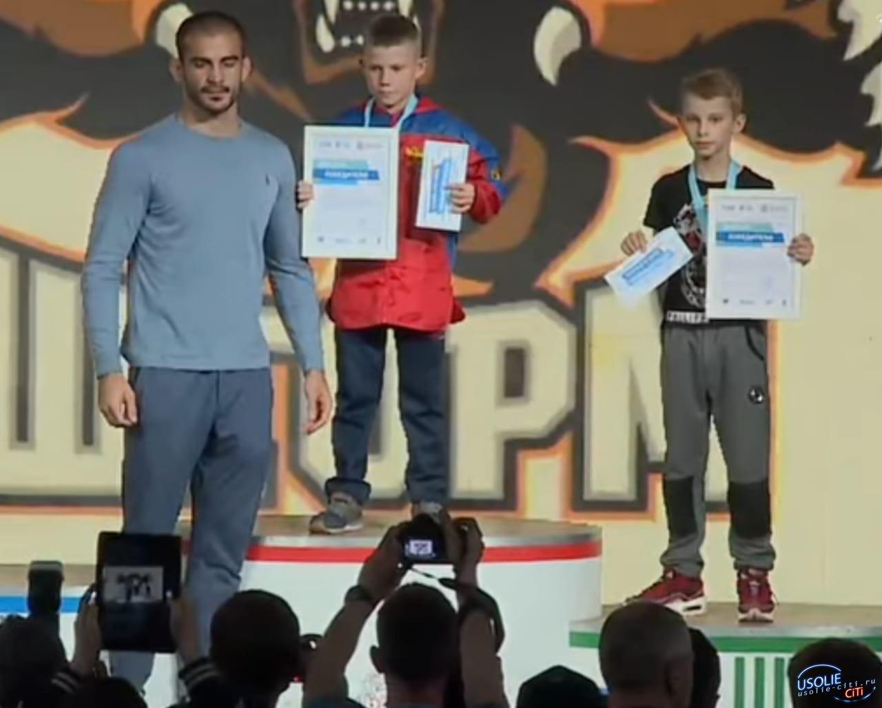 Юный усольчанин Артур Степанов стал одним из лучших в ММА
