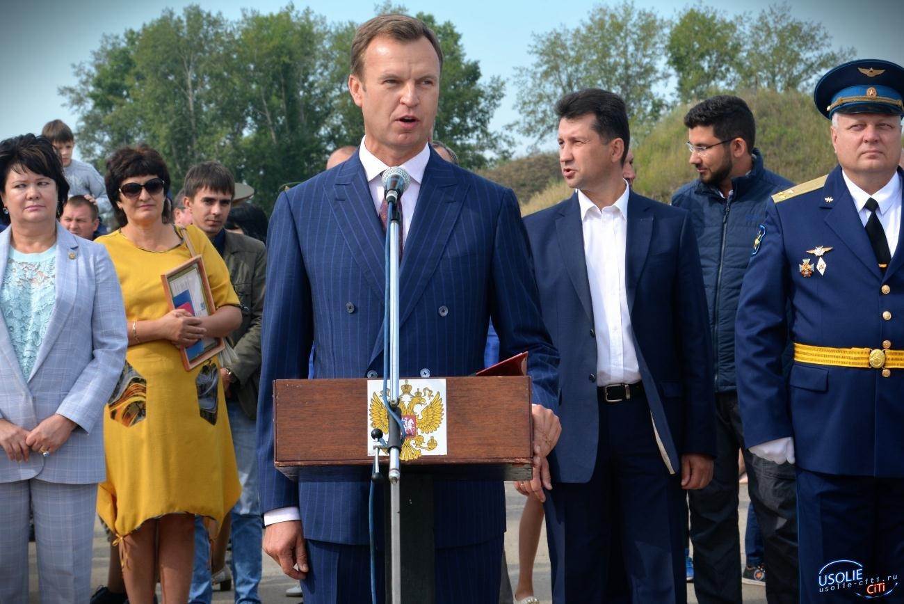 Депутат Заксобрания поможет жителям Усольского района