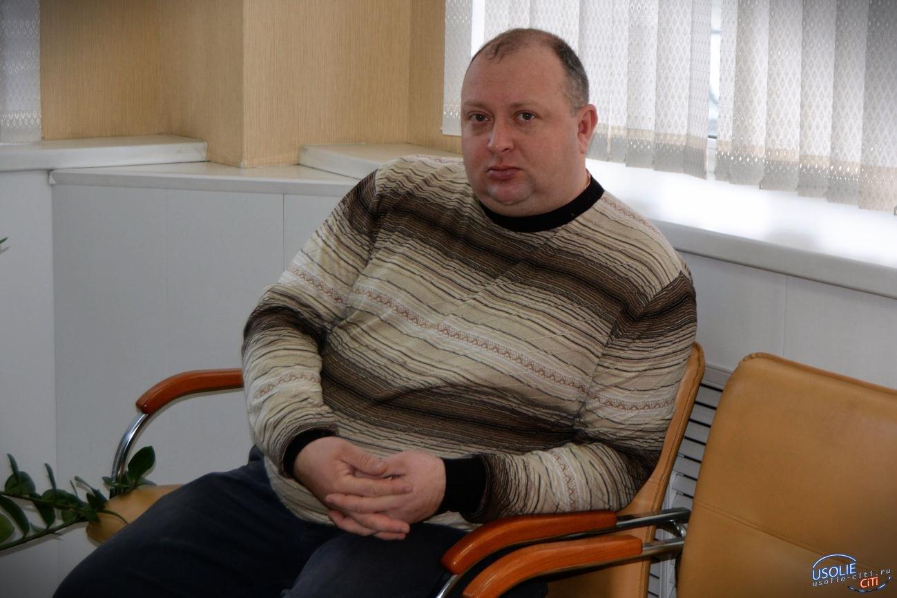 Предприятие работает и процветает: Усольчанин Николай Нагих отмечен большой наградой