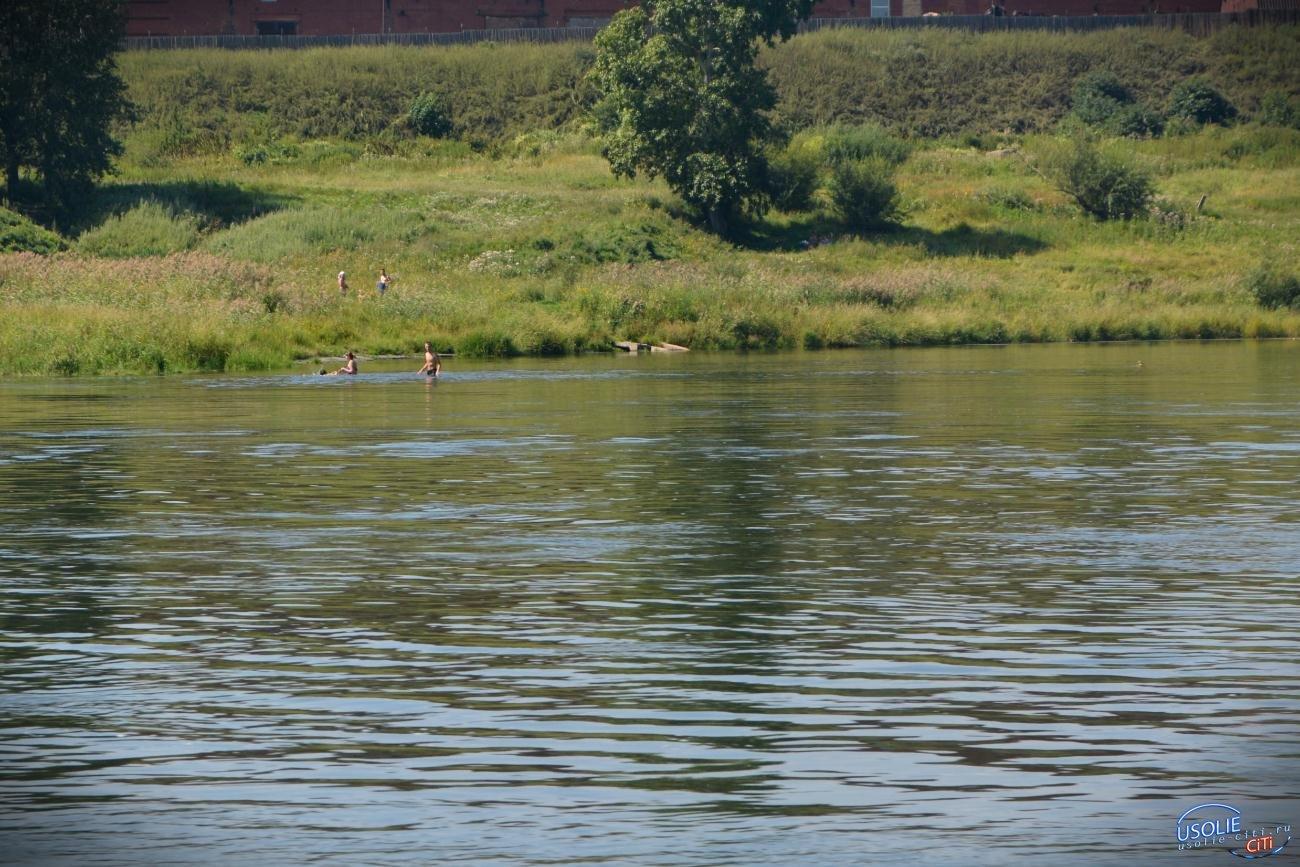 Пять школьниц в Усолье купались в Ангаре. Родители будут привлечены к ответственности