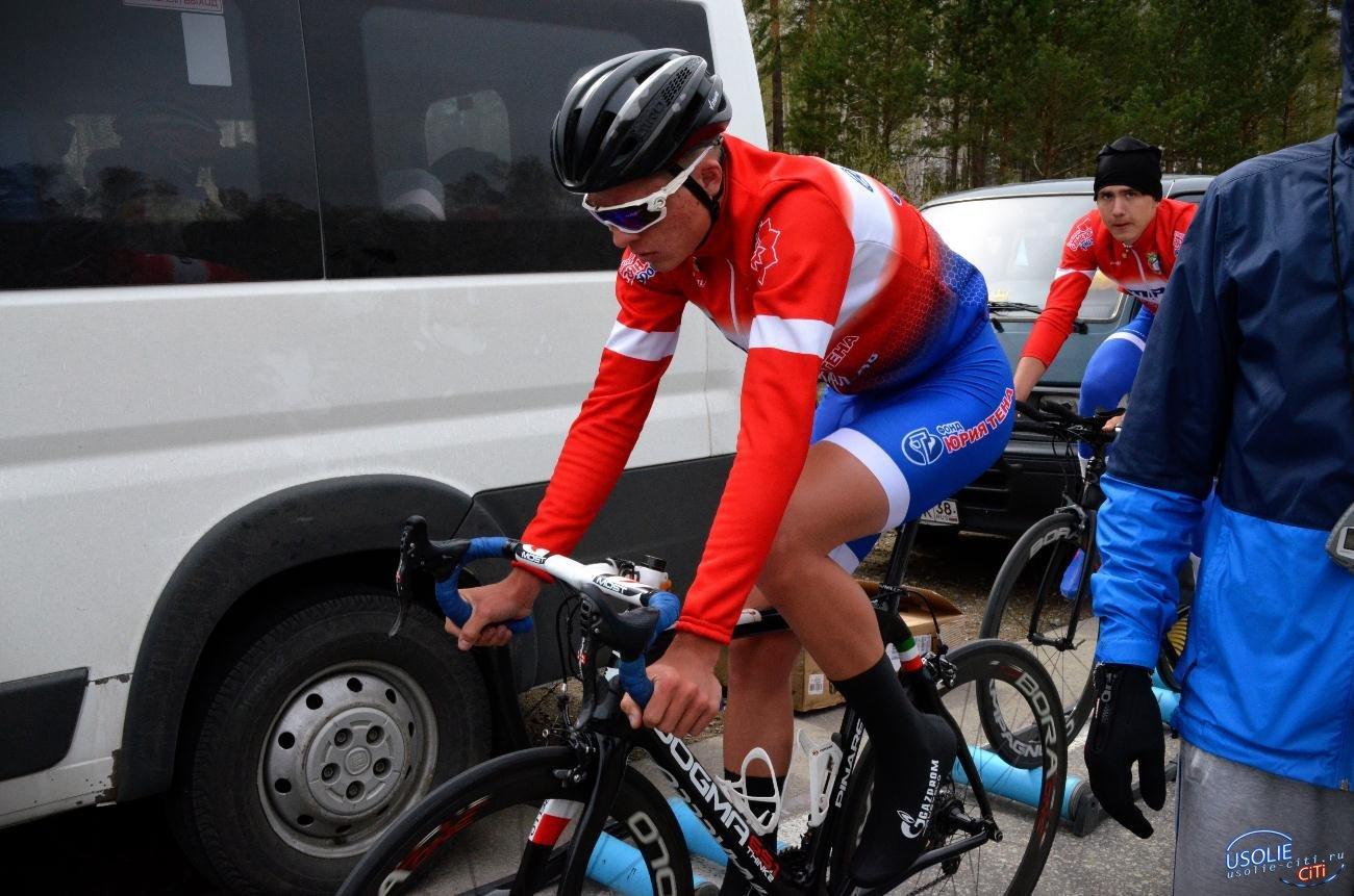 Усольский велогонщик победил во всероссийской многодневной велогонке