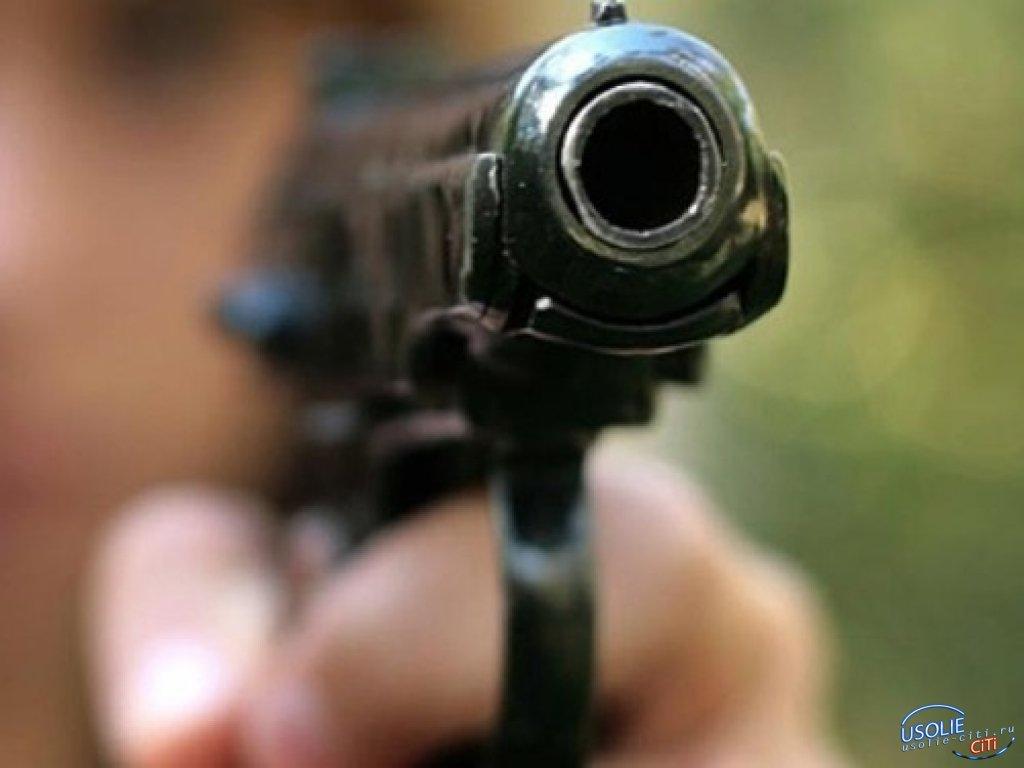 В Мишелевке в мужчину стреляли из самодельного пистолета