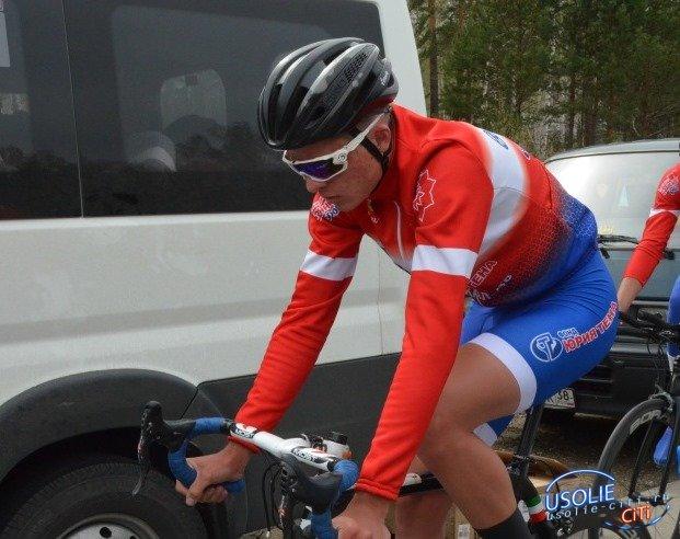 Усольчанин Илья Чирко стал победителем велогонки в Ижевске
