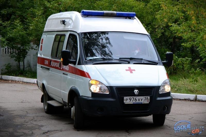 Ребенка сбил автомобиль на пешеходном переходе в Белореченском