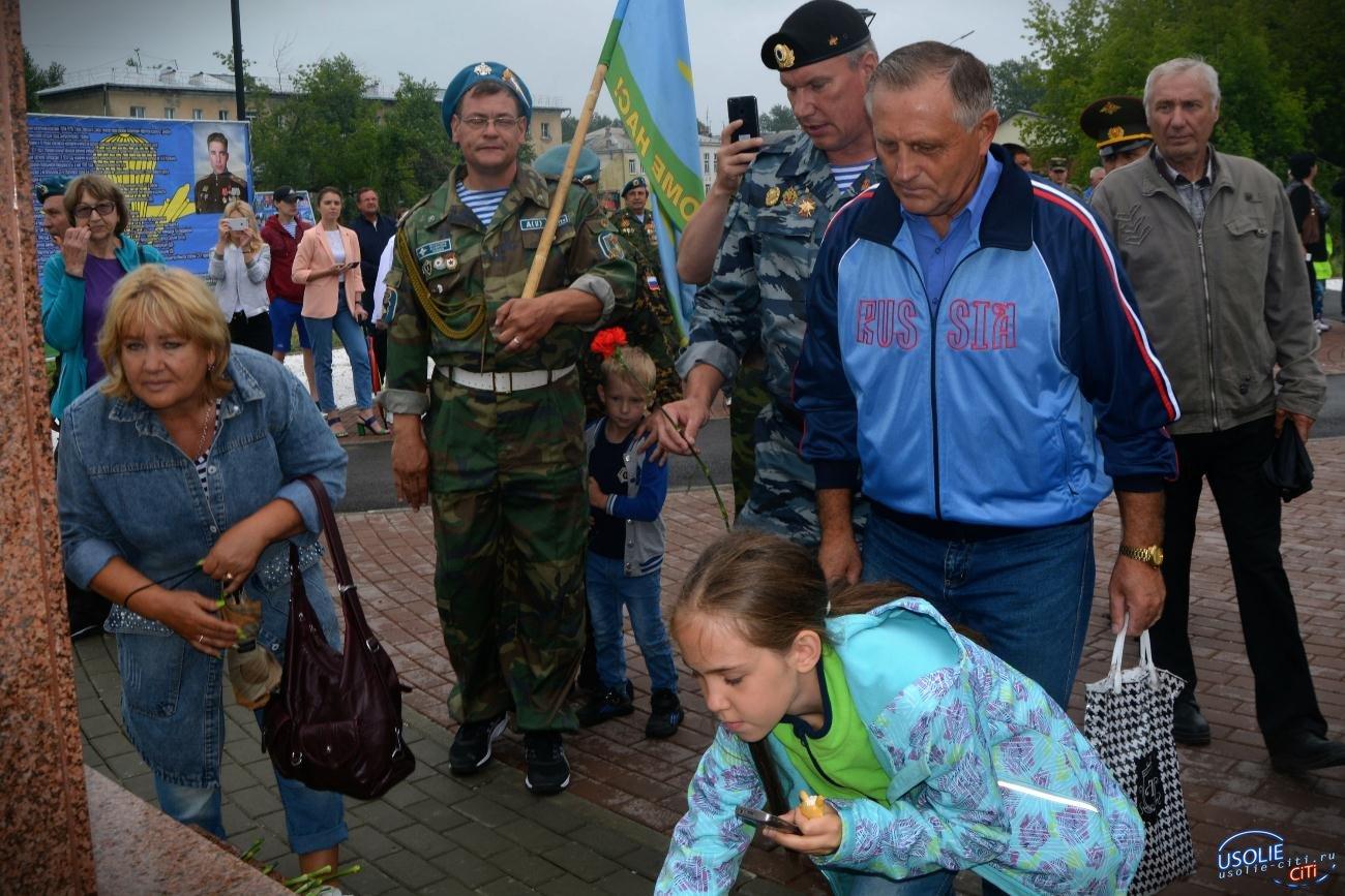 Усольчанин Степан Франтенко: Никто кроме нас. Слава ВДВ