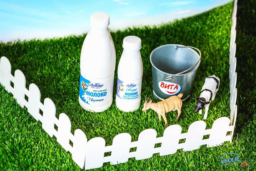 Вита-Усолье: Молоко – это настоящее белое золото!