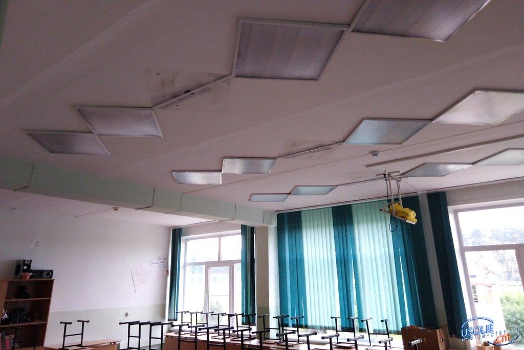 Ремонты: Школы Усольского района готовят к учебному году