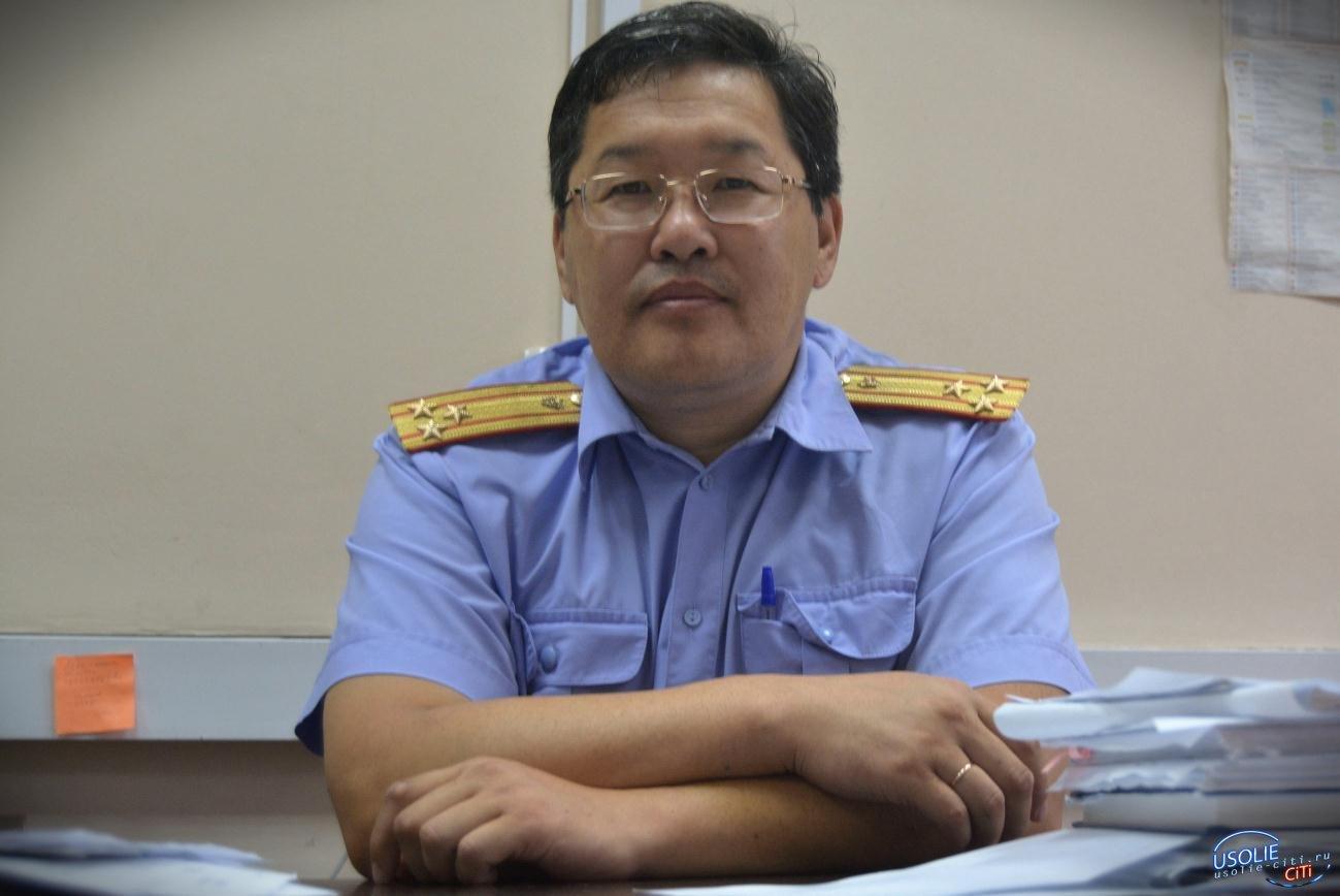 Валентин Хангаев:  В Усолье стали реже убивать