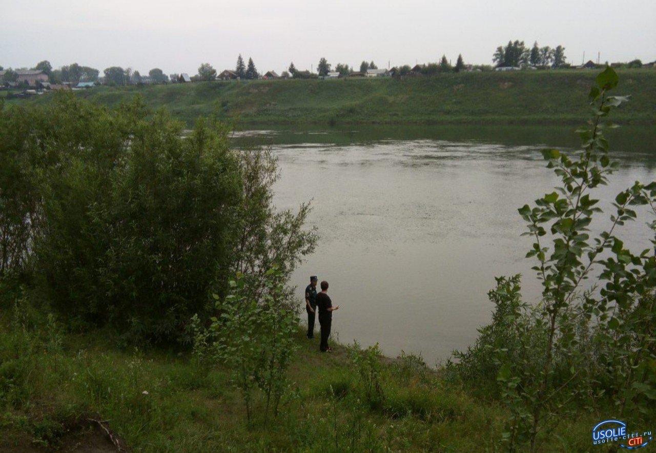 Водолазы займутся поиском утонувшего усольчанина