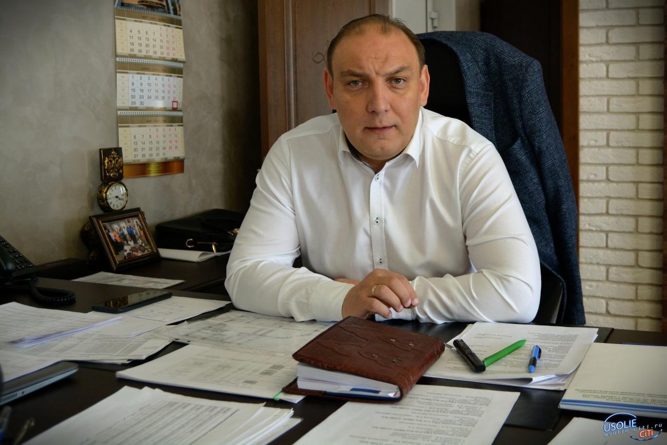 Мэра Усолья Максима Торопкина срочно вызвали в Москву