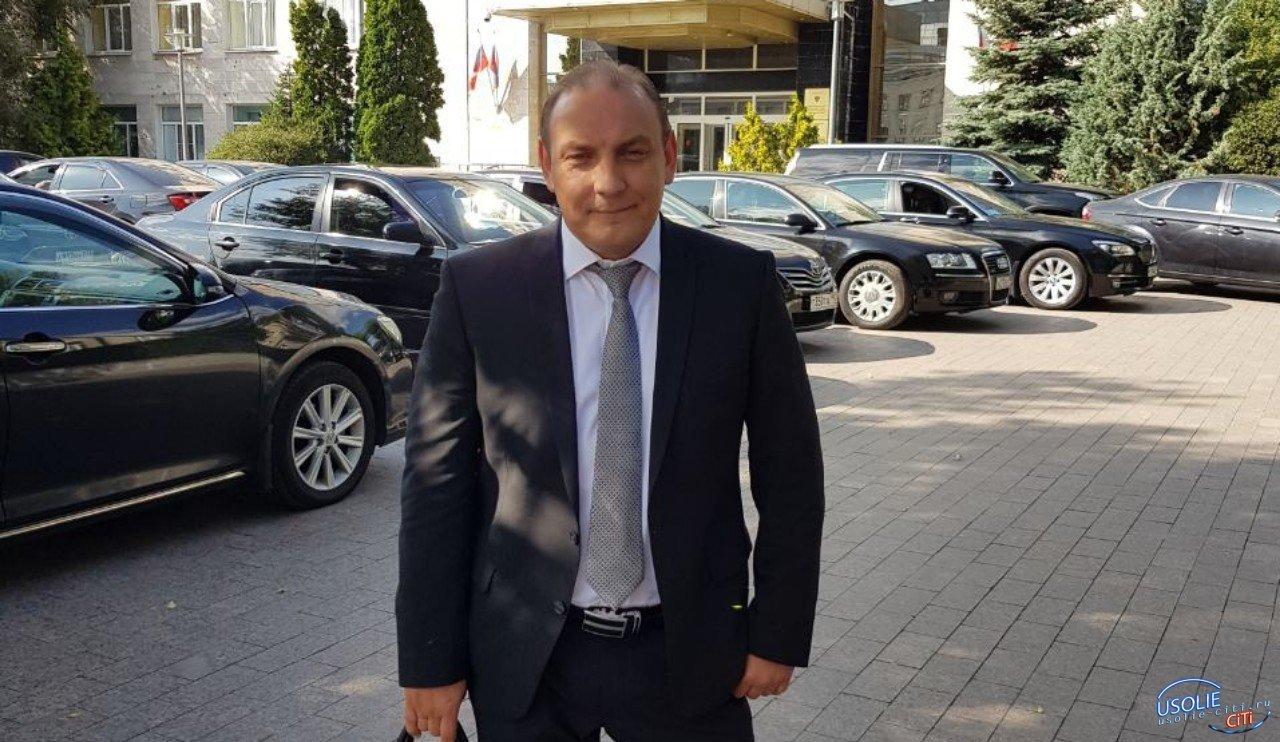 Мэр Усолья Максим Торопкин вернулся из Москвы