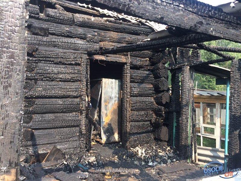 В Мишелевке допрашиваются свидетели страшного пожара с гибелью детей