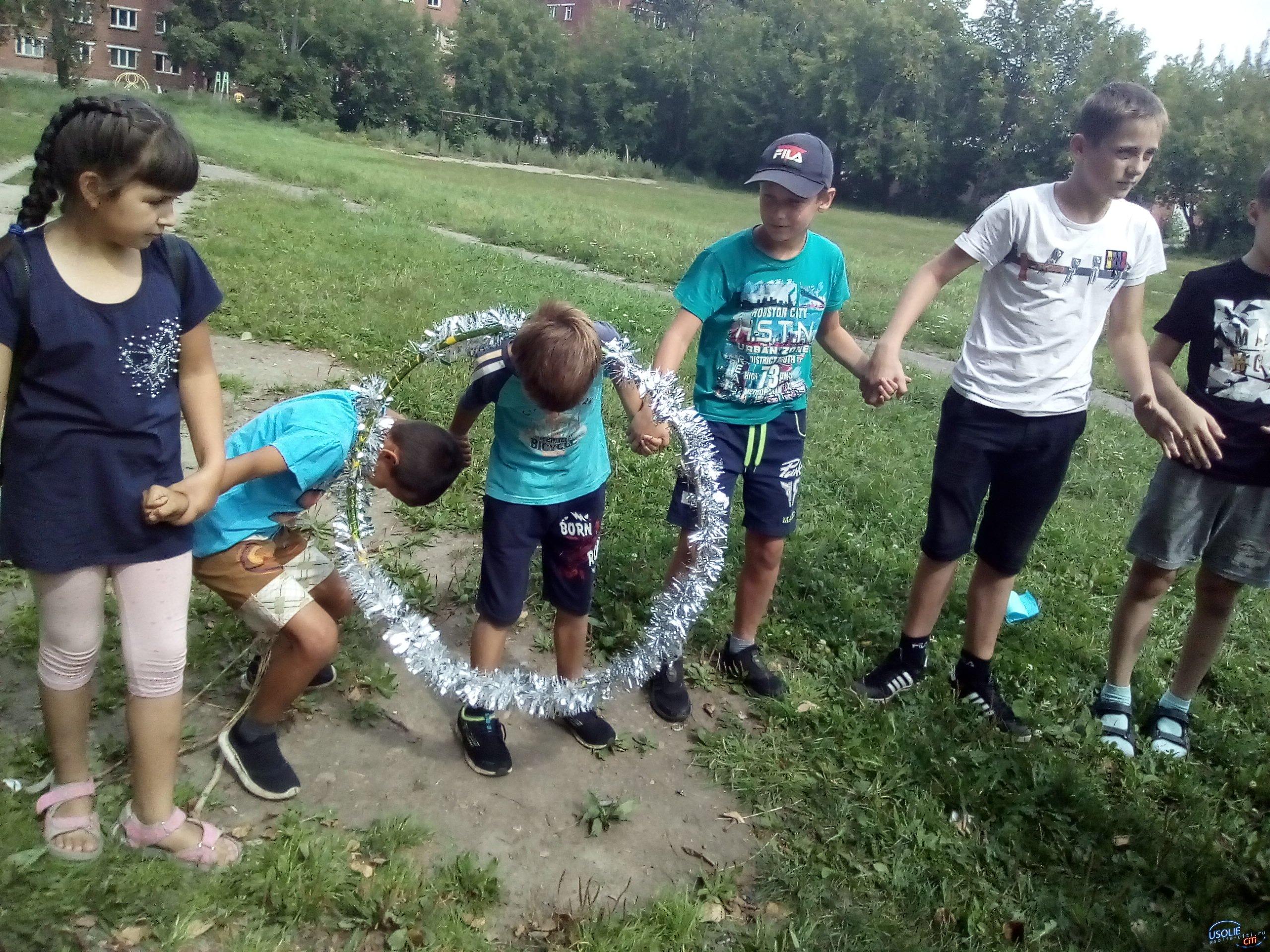 Лето - это маленькая жизнь: В Раздолье развернулся настоящий лагерь