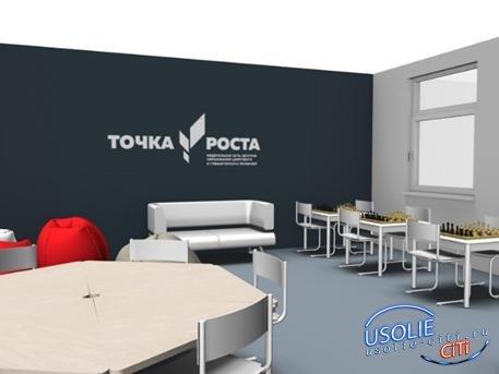 Центры образования цифрового и гуманитарного профилей  появятся в школах Усольского района