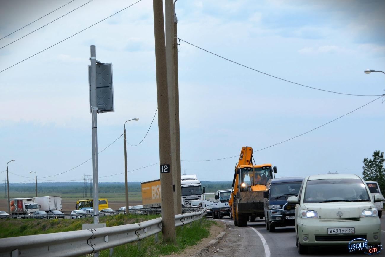 Завтра, 27 августа дается старт строительства объездной дороги вокруг Усолья
