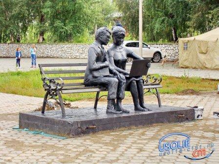 Фотоотчет. Фестиваль бетонных скульптур в Усолье. 2019