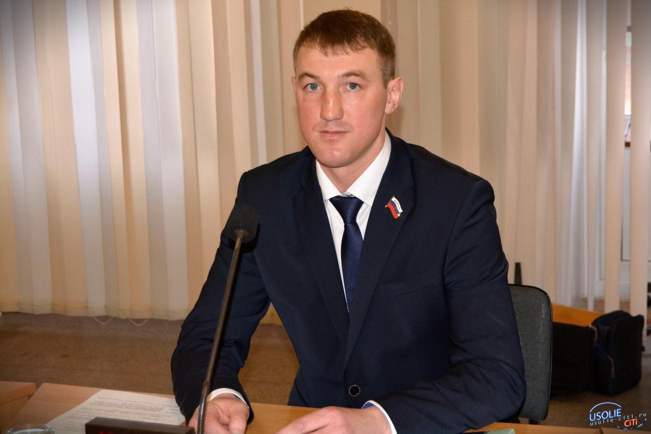Валерий Ус везёт Кубок России в Усолье