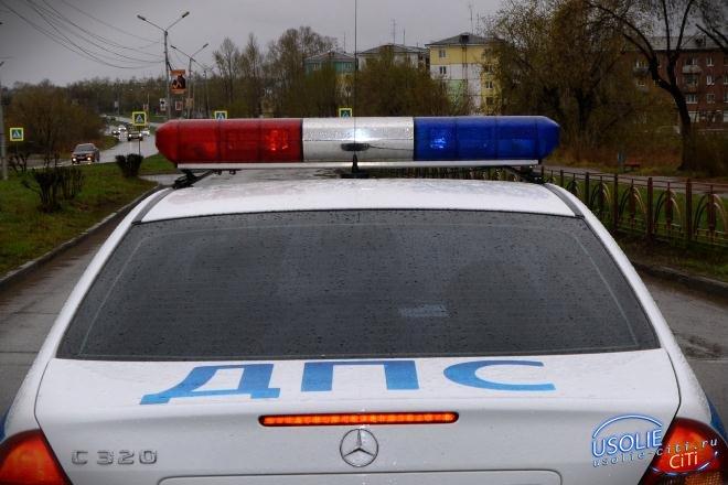 Десять пьяных водителей гоняли по усольским дорогам