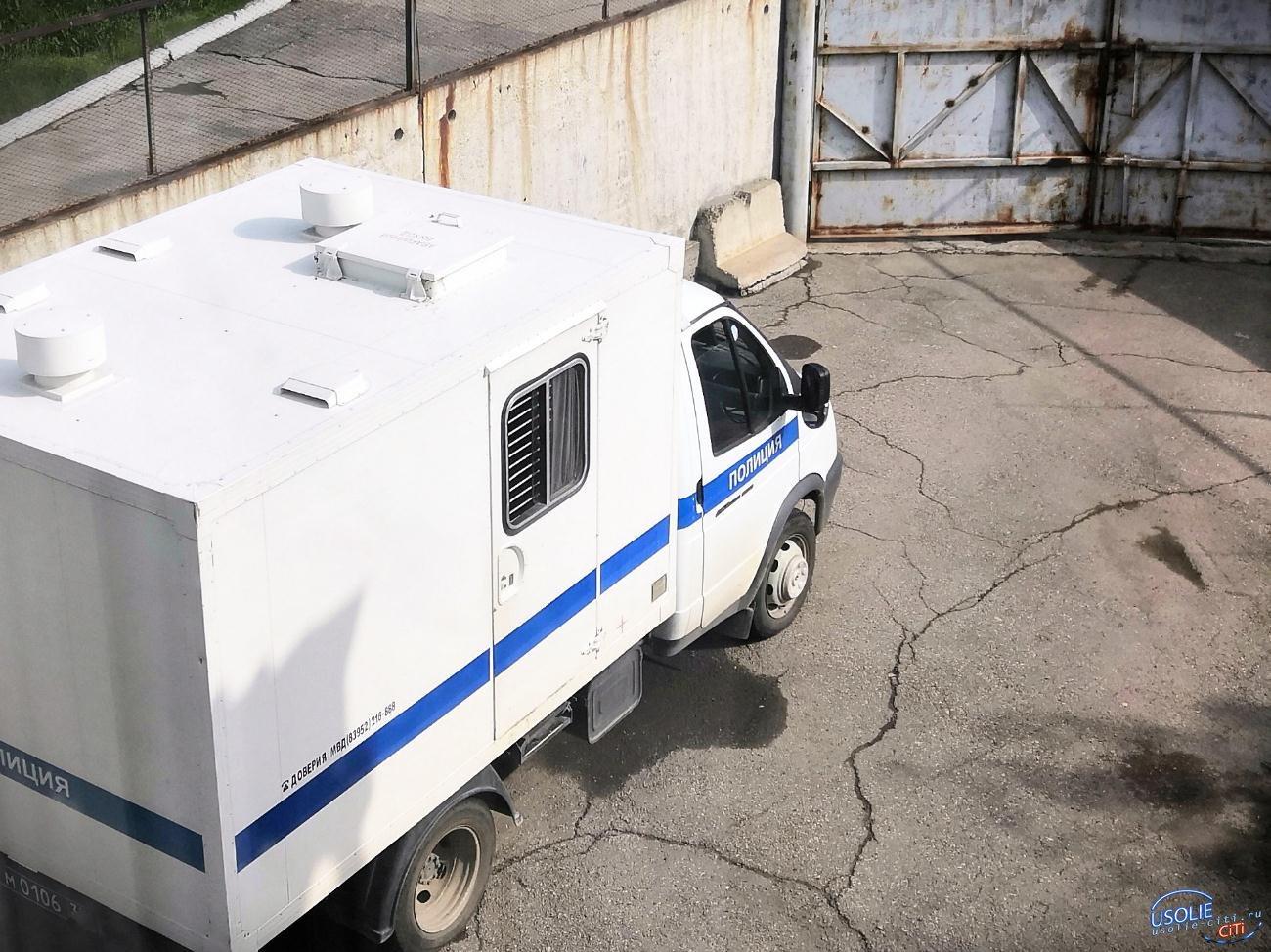 Громкая полицейская операция. Преступный мир в Усолье понес потери