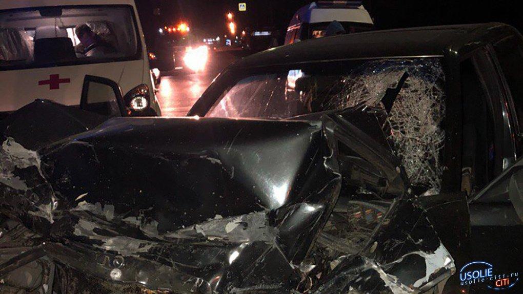 Массовое ДТП под Усольем: В одном месте в один день две аварии с пострадавшими