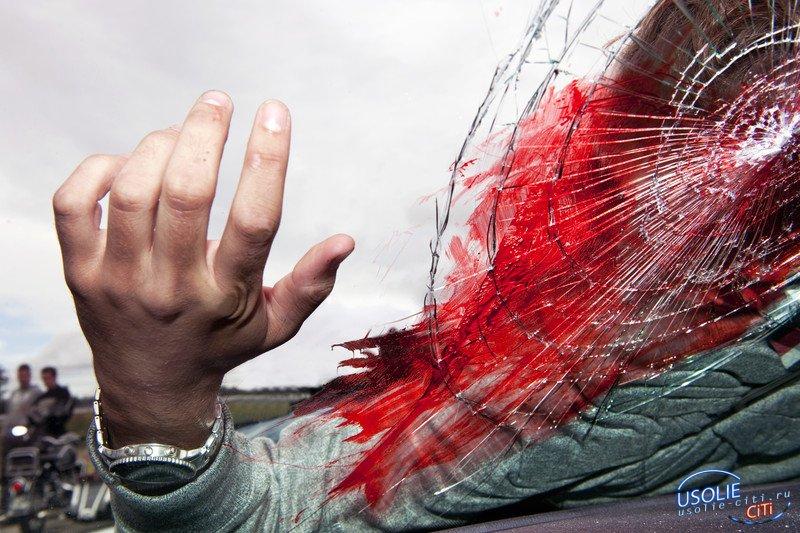 Пьяная усольчанка попала под колеса автомобиля