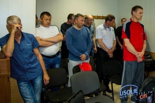 В лесу Усольского района схватили лидера организованного преступного сообщества