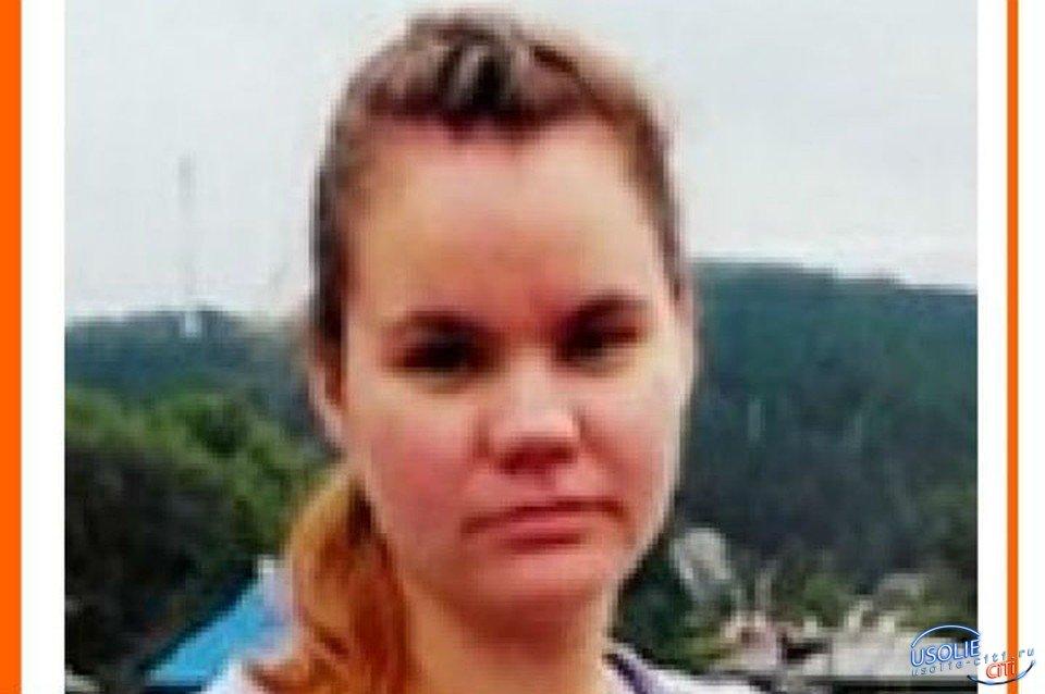 19-летняя девушка пропала в Усольском районе