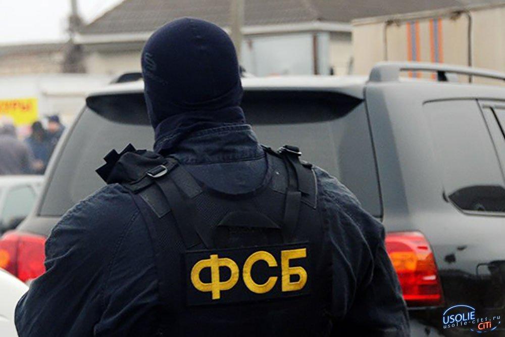 В Усолье ФСБ задержала спортсмена
