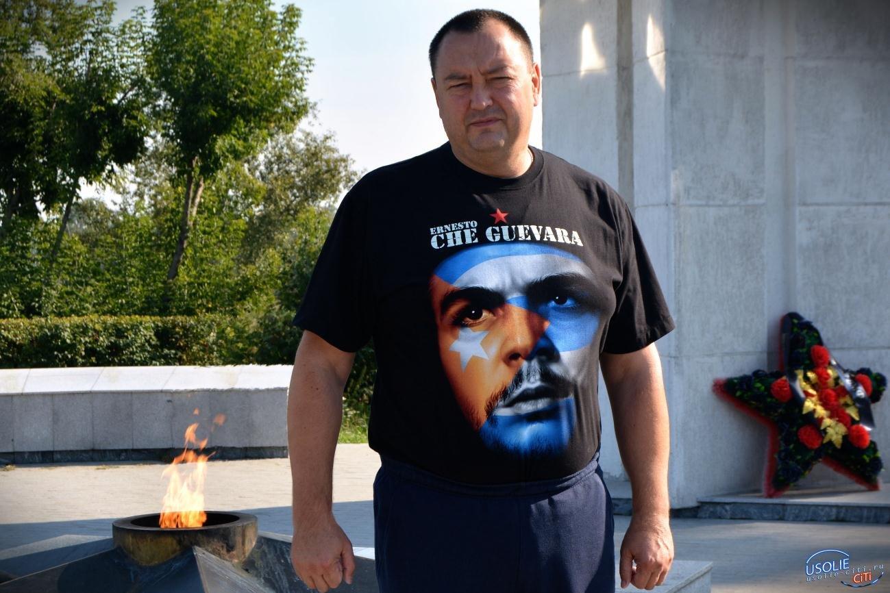 В Усолье совершено покушение на политика Сергея Угляницу