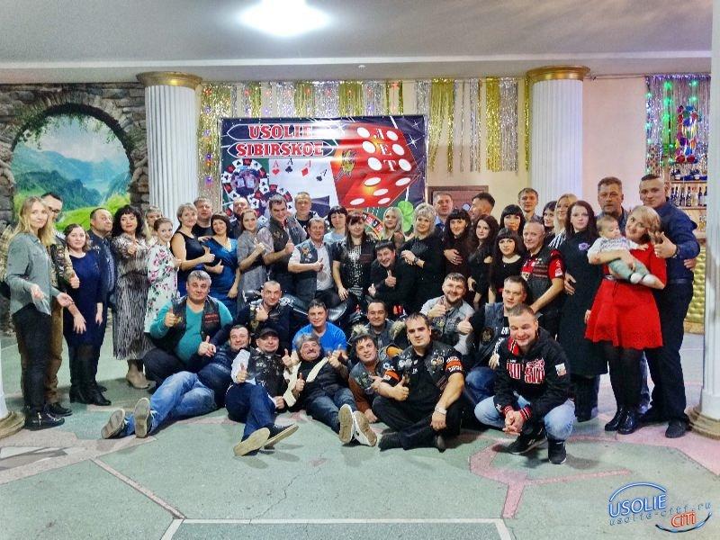 Усольские байкеры отметили шестилетие своего клуба