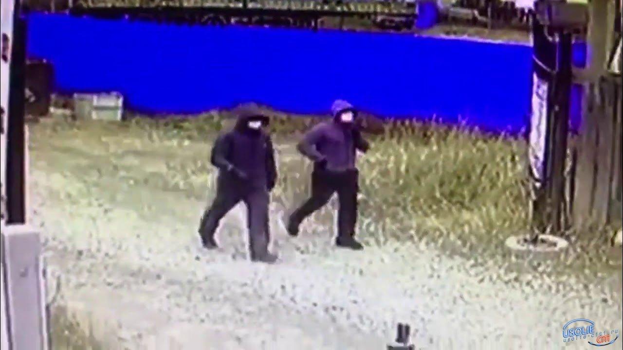 Тех, кто избил в Усолье  Сергея Угляницу зафиксировала камера. Видео