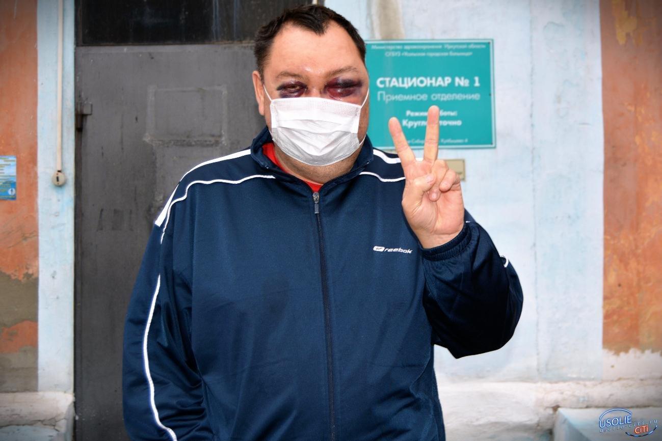 Сергей Угляница: Нападение на меня, по мнению многих, - это заказ со стороны губернатора