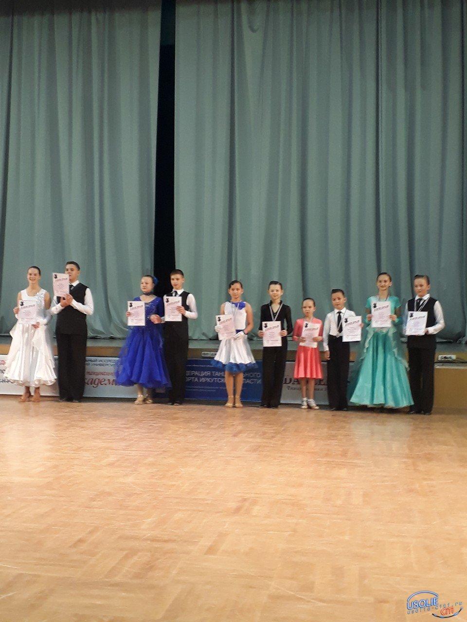 Танцевали лучше всех: Усольчане завоевали кубок фестиваля