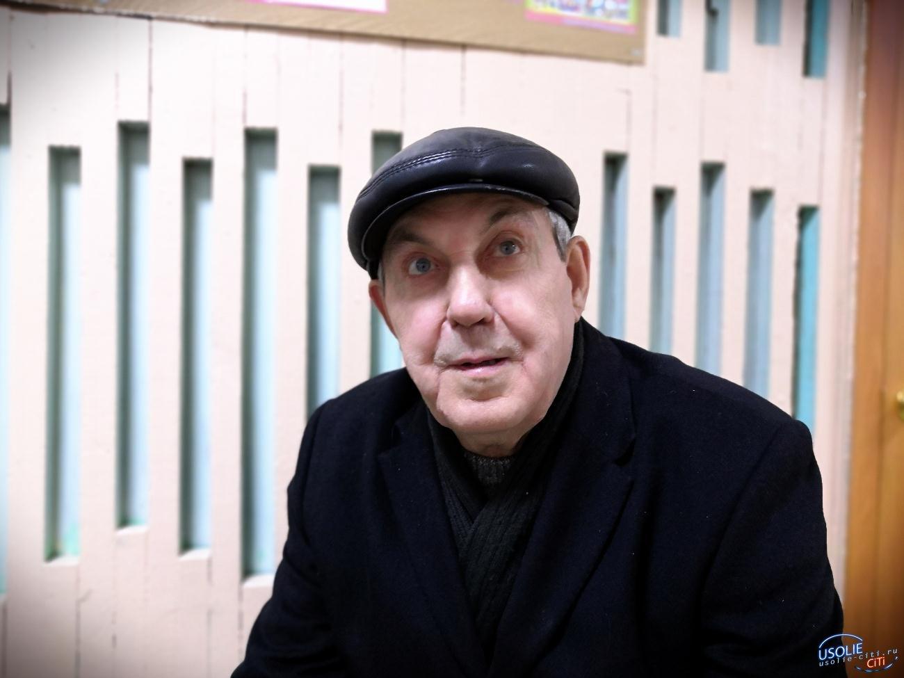 Олег Мрымар: Мэр Усолья пригласил меня на чай