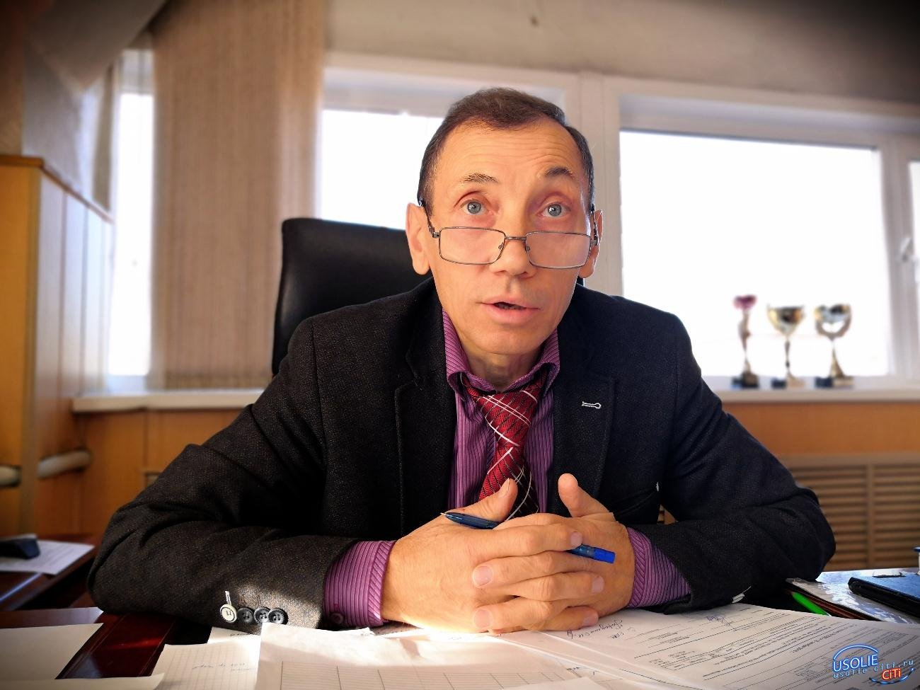 Лев Луканин: В Усолье