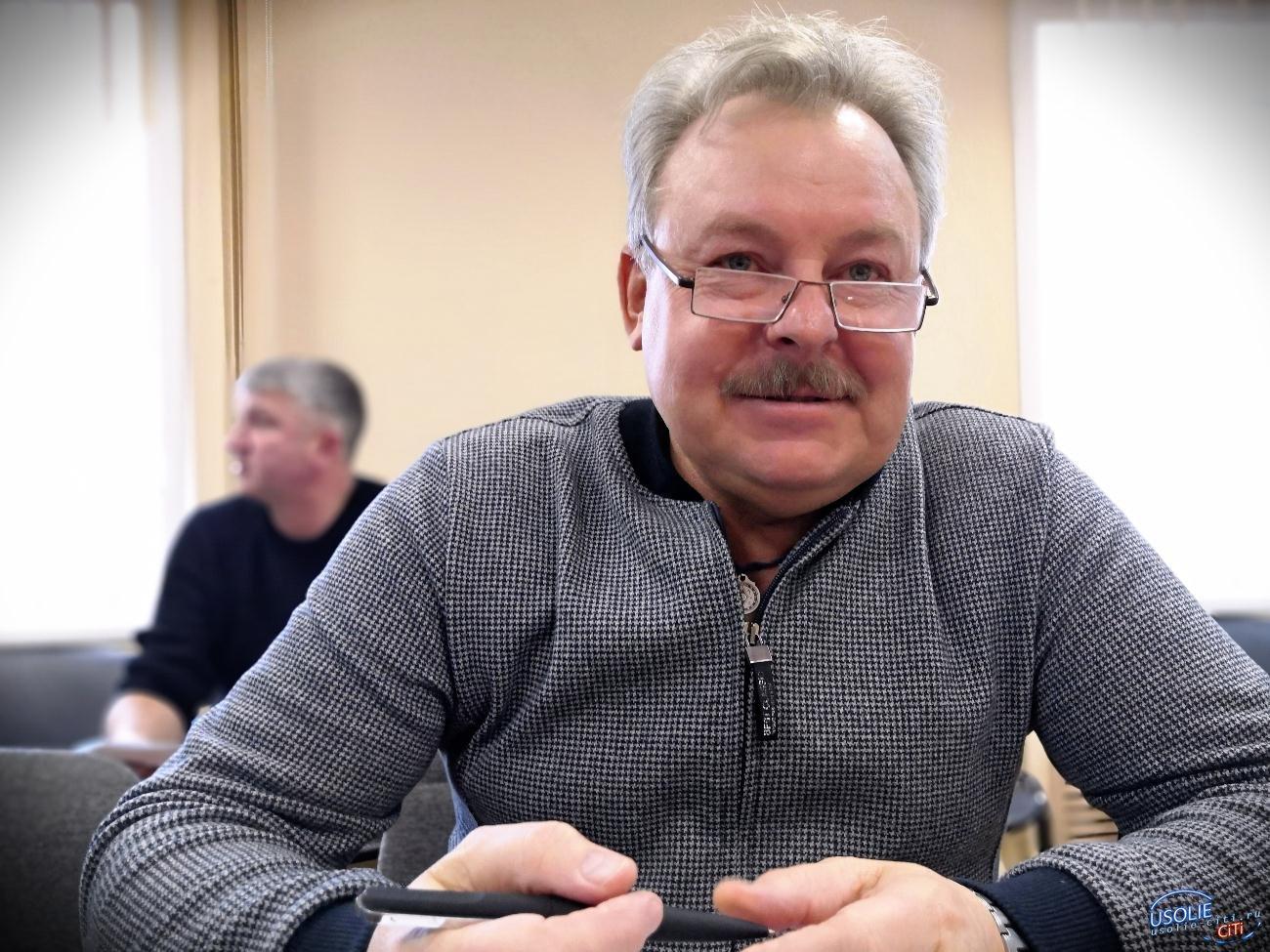 Александр Стародубцев: Подключенный электрокабель ждет свою жертву в Усолье