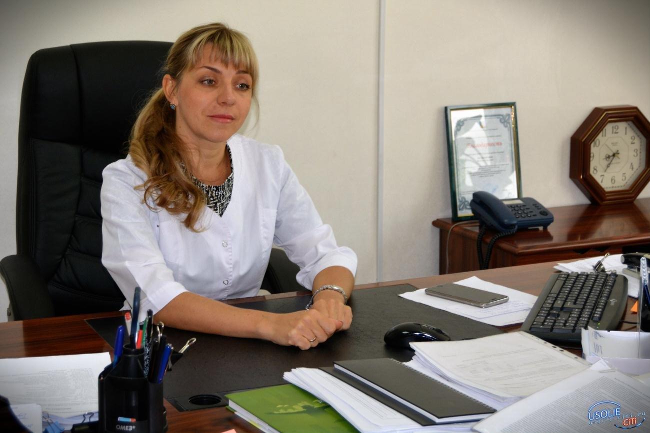 В Усолье городская больница приобрела передвижной медицинский комплекс