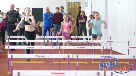 Легкоатлеты Усолья стали вторыми