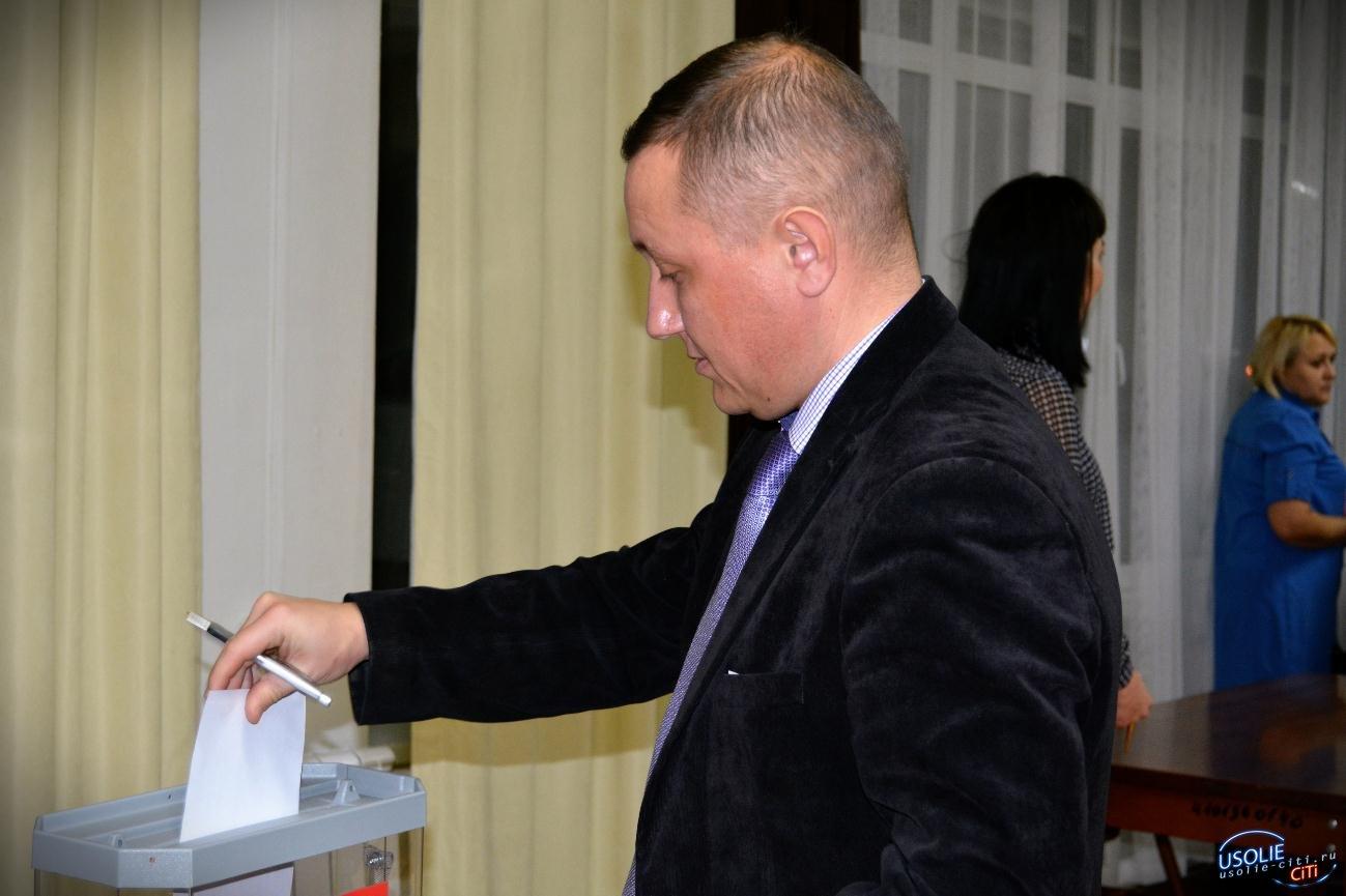 В Усолье обновили политсовет