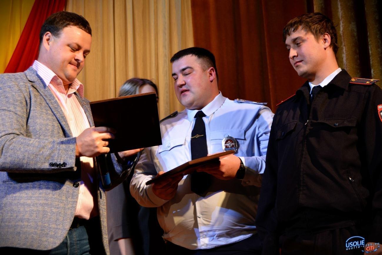 Михаил Сурин и Иван Бабкин в Усолье стали победителями номинации «Всегда есть место подвигу»